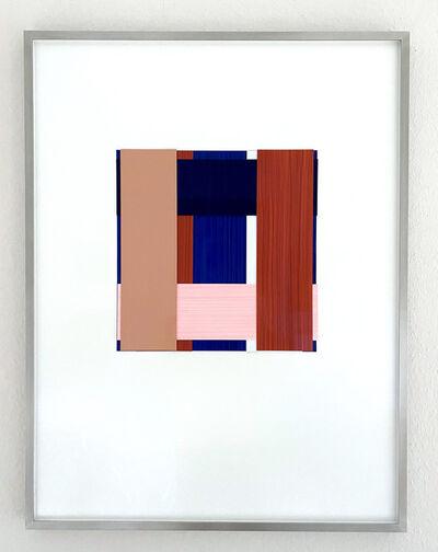 Imi Knoebel, 'Face No 41', 2003-2014