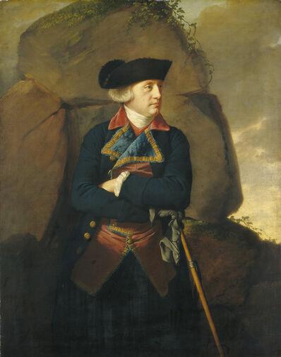 Joseph Wright, 'Portrait of a Gentleman', ca. 1770-1773