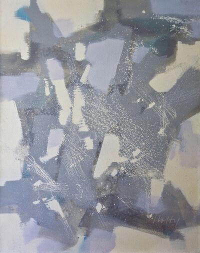 Carl Holty, 'Diagonal', 1967