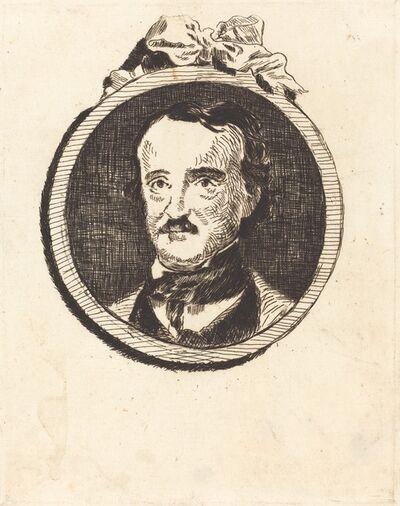 Édouard Manet, 'Edgar Poe', 1860