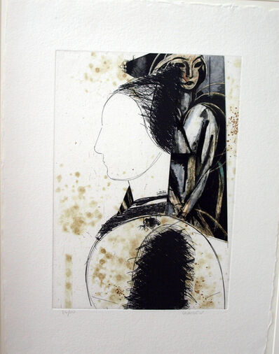 Manolo Valdés, 'Beatrice III', 2002