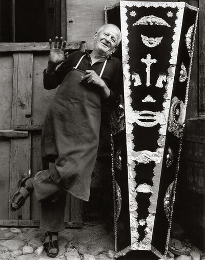 Neil Folberg, 'The Coffinmaker', 1971