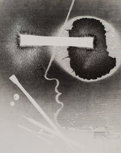 Gyorgy Kepes, 'Untitled (Magnetic fields, compass, light)', 1939