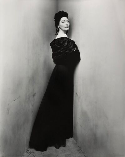 Irving Penn, 'Mme. Valentina (Mrs. George Schlee) (3 of 3), New York', 1948