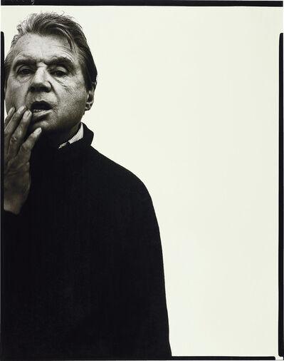 Richard Avedon, 'Francis Bacon, artist, Paris, April 11', 1979