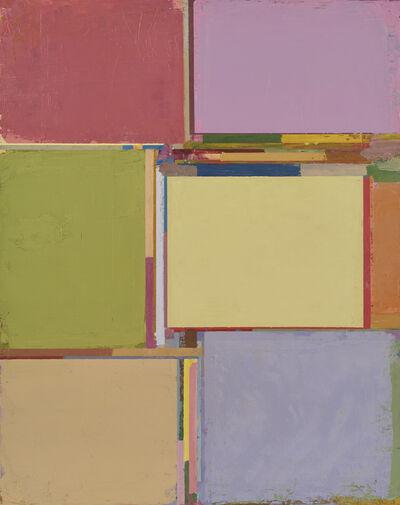 Benjamin Appel, 'Möbel und Schranken 105', 2015
