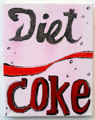 Alicia Gibson, 'Diet Coke 3', 2019
