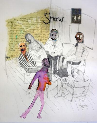 "Juliane Hundertmark, '""Show""', 2018"