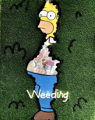 Rock Therrien, 'Weeding', 2020