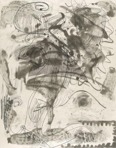 Charline von Heyl, 'Schmutzi', 2014