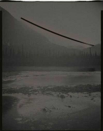 Chris McCaw, 'Sunburned GSP #807 (Arctic Circle, Alaska)', 2014
