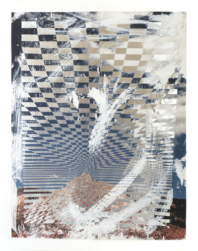 Jacqueline Sherlock Norheim, 'Swirl of clouds above', 2018