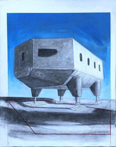 Aleksandar Popovic, 'Pod Dwellings VI', 2019