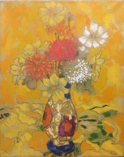 Ramon Santiago, 'Yellow Floral Bouquet', ca. 1969