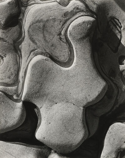 Cole Weston, 'Rock Erosion', 1946
