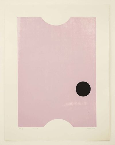Gary Hume, 'Ticket', 2017