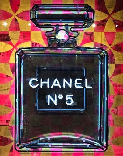 Robert Mars, 'Chanel No. 5', 2017