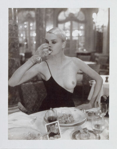 Helmut Newton, 'The Naked Truth', 1997