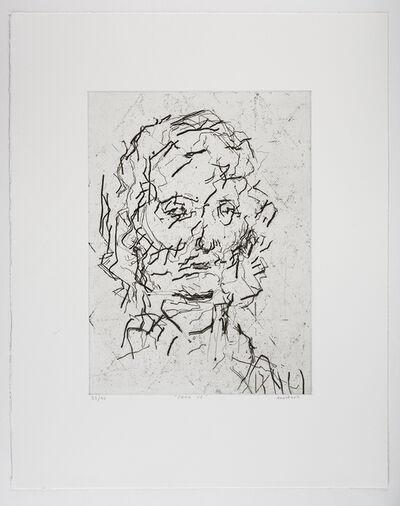 Frank Auerbach, 'Jake 06', 2006