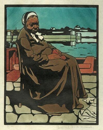 Bernard Boutet de Monvel, 'La Femme de l'Eclusier or L'Eclusière', 1901