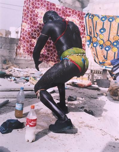 Harley Weir, 'Wrestler, Senegal, 2015', 2015