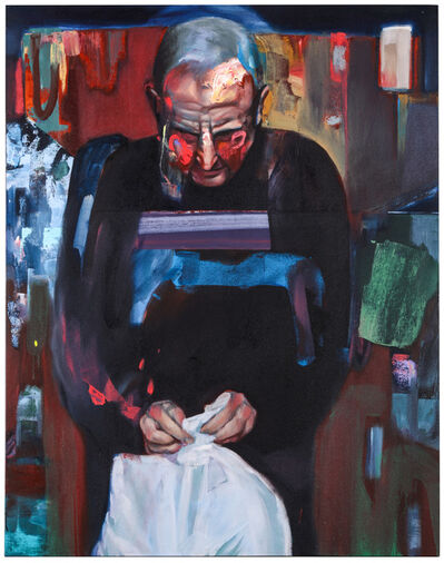 China Mike, 'Bag Man'