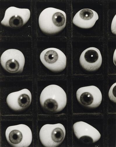 Herbert Bayer, 'Glass Eyes.', 1984