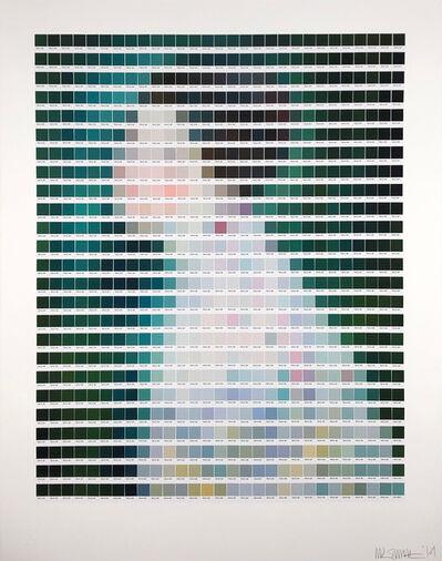 Nick Smith, 'Klimt - Portrait of a Woman', 2019