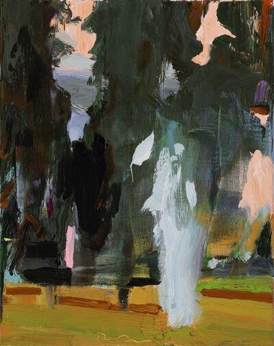 Eric Aho, 'Pale Blue Appearance', 2019