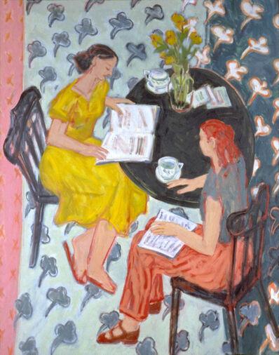 Barbara Grossman, 'The Black Table II', 1997-1998