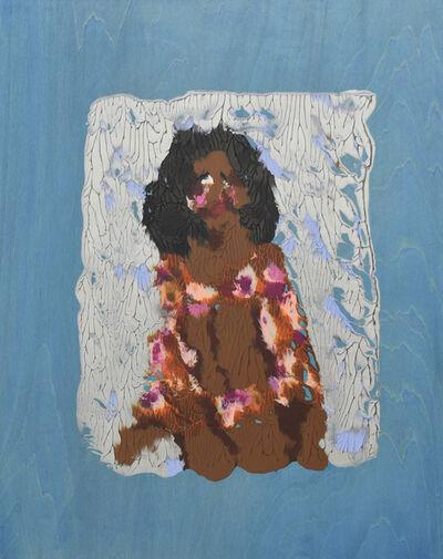 Dana Robinson, 'Swimmables on Freda Payne', 2020