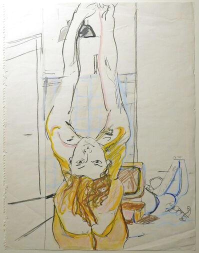 Norbert Tadeusz, 'O. T. (Akt, 1979)', 1979