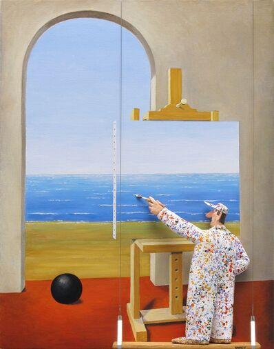 Stephen Hansen, 'The Human Condition: Magritte'