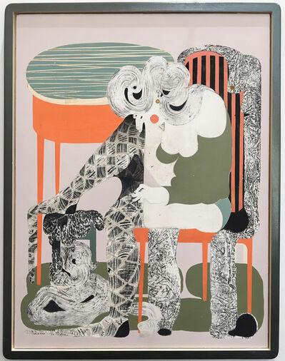 Alex Feuerstein, 'Strumpfhose I', 2019