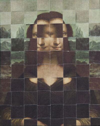 Ellen Wallenstein, 'Mona x 2', 2014