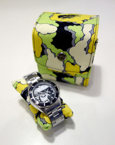 KAWS, 'Sarumariner BAPEX watch', 2005