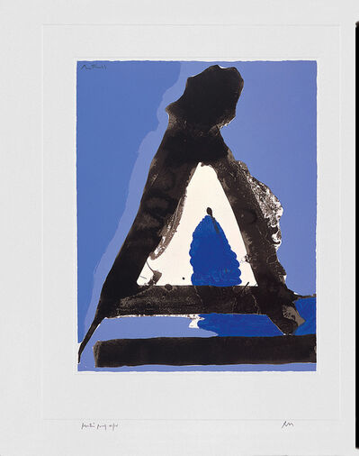 Robert Motherwell, 'Untitled: The Basque Suite', 1970-1971