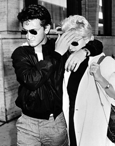 Ron Galella, 'Sean Penn and Madonna, Lincoln Center, New York', 1986