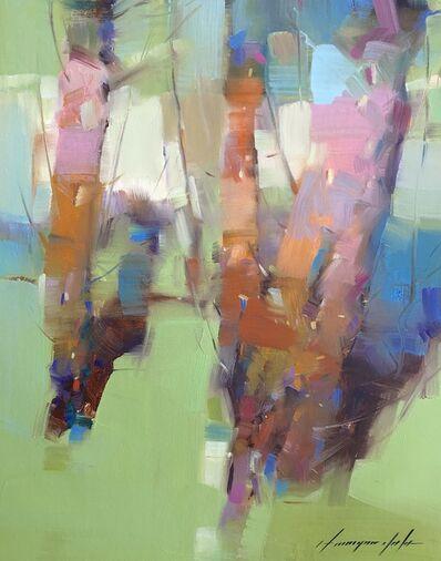 Vahe Yeremyan, 'Spring Trees', 2020