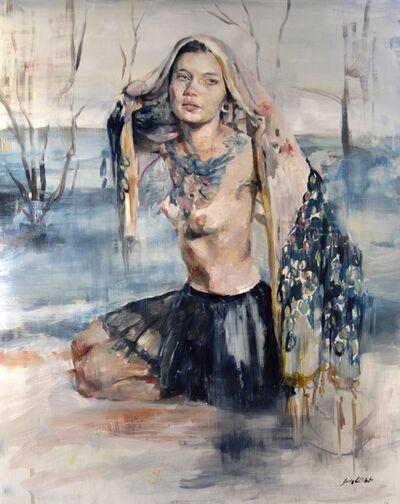 Jaclyn Alderete, 'Brumes Veil', 2016