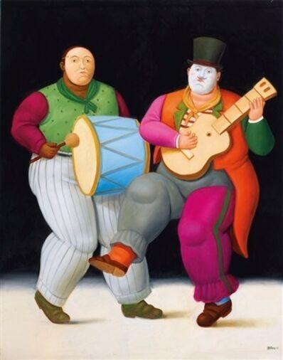 Fernando Botero, 'The Carnival ', 2016