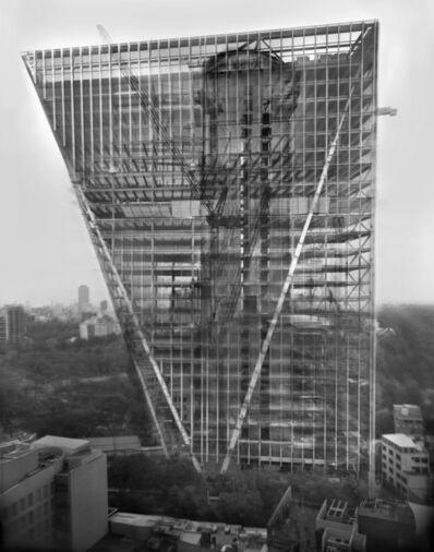 Tomás Casademunt, '« SPECTOGRAFÍA, Torre Virreyes, Teodoro Gonzalez de León » ', 2017
