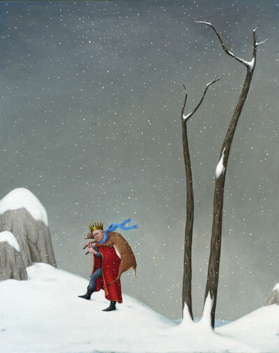 Seth Michael Forman, 'King in Winter', 2006