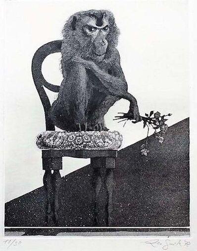 Leo Guida, 'Sitting Monkey', 1972
