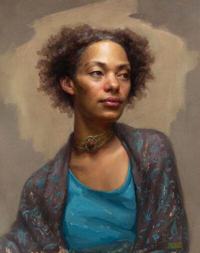 Elizabeth Zanzinger, 'Columbidae', 2017