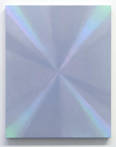 Wei Xiaoguang 魏晓光, 'Laser Board II', 2015