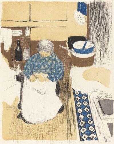 Édouard Vuillard, 'The Cook (La cuisiniere)', 1899