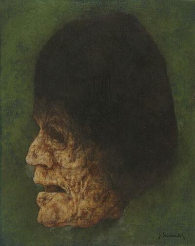"""José Hernández, '""""Perfil-Sombra IV""""', 2007"""