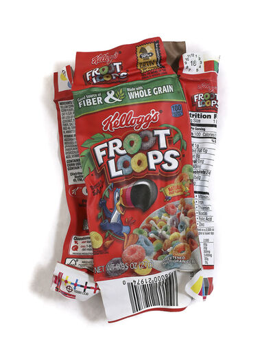 Paul Rousso, 'Froot Loops Fun Size #4', 2018