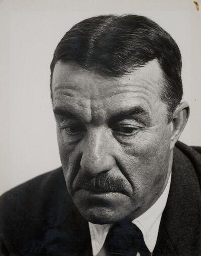 Florence Henri, 'Fernand Léger', 1934